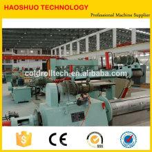 Berühmte Marke Hochwertige HR CR SS GI Stahl Coil Slitting Maschinen