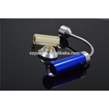 Lanterna led chinesa, lanterna led luz base magnética, melhor lanterna led
