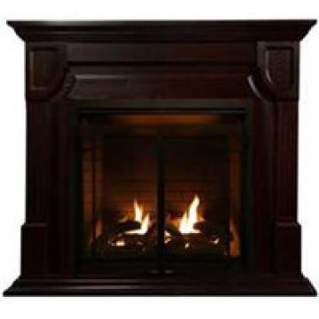 Gas Fireplace 36′′ 34, 000 Btus (10KW)