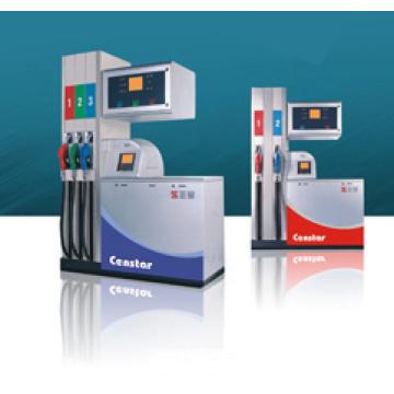 CS52 verschiedene Produkte Selbstbedienung fortschrittliche Kraftstoff Pumpe Maschine, Multi-Media-Unterstützung Kraftstoff Pumpe Einzelhandel Kalibriermaschine