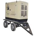 37KVA Trailer Soundproof Generator