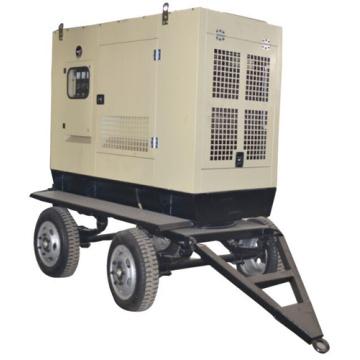 180KVA Trailer Movable Generator Set