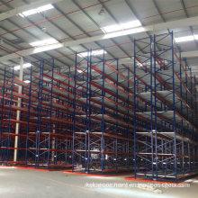 Cheap Vna Cloth Rolles Galvanized Grating Storage Rack