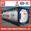 Insulated 20ft 40ft Iso Tank Containers for Fuel Lpg Transport