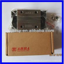 Trilho deslizante linear CNC BRH25C / BRH25CL (Marca ABBA)