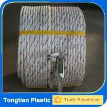 Colored waterproof nylon strings