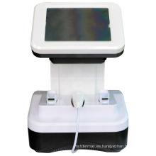 Equipo portátil de Hifu de Hotsale para la máquina de la belleza del ultrasonido enfocada de alta intensidad de la arruga antienvejecedora