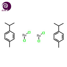 low price (p-Cymene)ruthenium(II) chloride dimer Benzene (1-methyl-4-(1-methylethyl) Dichloro(p-cymene)ruthenium(II) dimer