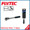 "Fixtec Hand Tools 1/2"" CRV Ratchet Wrench with 72 Teeth"