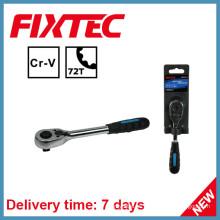 """Fixtec Hand Tools Llave de carraca CRV de 1/2 """"con 72 dientes"""