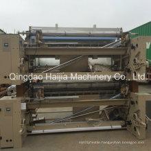 Double Nozzle Plain Shedding Weaving Machine