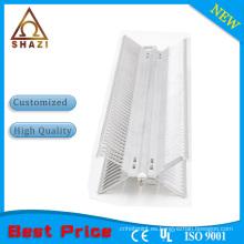 Elemento del calentador del ventilador de aluminio