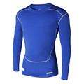 Vuoto MMA impetuose 4-way stretch Lycra Sport Rash Guard