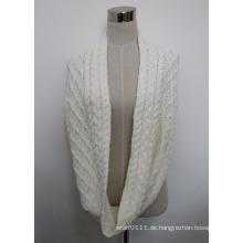 Frauen Acryl gestrickt Infinity Fashion Schal (YKY4380-2)