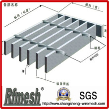 Rejilla de barra de acero AISI 316L 304