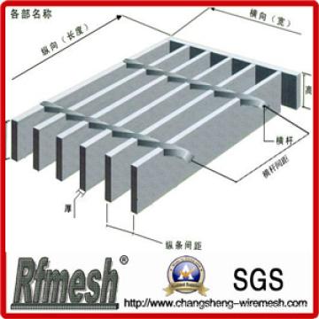 Steel Bar Grating AISI 316L 304