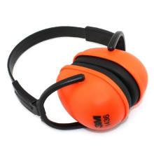 Fashion Orange Design Sicherheit ABS Ohrenschützer mit Ce