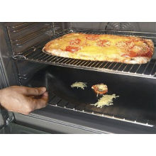 Heavy Duty PTFE Non-stick Oven Liner Prevent Sticking
