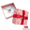 Custom Made High Quality Cardboard Jewelry Boxes