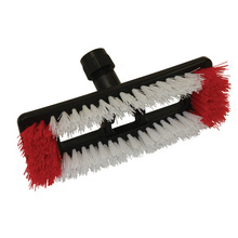 factory supply plastic scrub brush for household cleaning