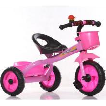Preço de fábrica Três Wheeler Miúdos Triciclo bicicleta Pedal carro