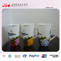 a Variety of Elements Design Style Ceramic Mugs