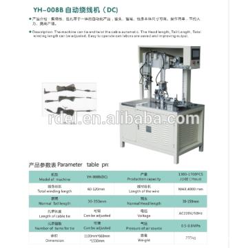 Machine à sertir automatique à 2 broches à 3 broches, fiche standard euro