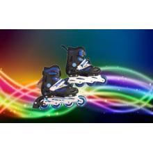 Children Roller Skate Blue Inline Skate