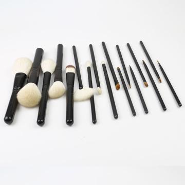 Brosses de maquillage best-seller brosses en poils de chèvre personnalisées