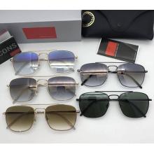 Polarisierte Sonnenbrille für Männer mit bunten Gläsern