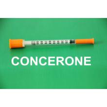 China Sterile Insulin Syringe for Single Use