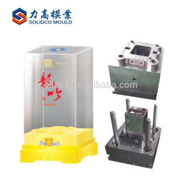 Preço de fábrica bom serviço personalizado recipiente de plástico termoformagem molde
