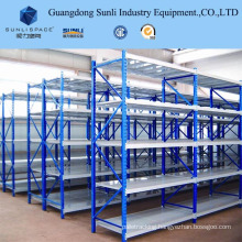 Warehouse Adjustable Metal Shelving Rack