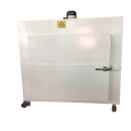 Fixed powder paint oven
