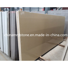 Beige Man-Made Stone for Wall, Flooring, Countertop