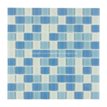 Piscina Azulejo de mosaico de cristal