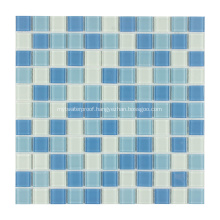 Swimming Pool Crystal Glass Mosaic Tile