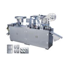 CE certificado GMP estándar modelo Dpp-250 tipo plano automático blister máquina de embalaje
