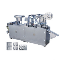 CE Certified GMP Standard Model Dpp-250 Flat Type Automatic Blister Packing Machine