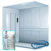 Germany Technology Smooth Bed Special Medical Hospital Elevator