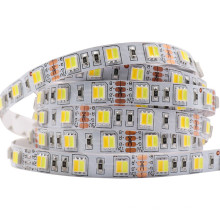 Super Brightness dual Warm White Daylight SMD5050 60Leds Waterproof IP68/67/65 tunable white led strip