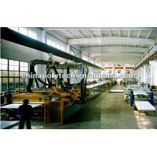 Kunststoff-Schalungs-Extrusions-Maschine
