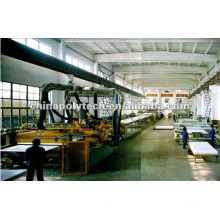 Plastic Construction Formwork Extrusion Machine