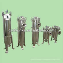 Industrial Stainless Steel Water Filter for Water Treatment