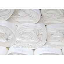 Серая ткань, обычная ткань и окрашенная в пряжу ткань