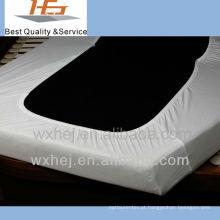 alta qualidade 100% algodão hotel box spring colchão capa