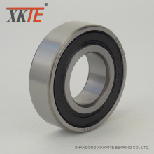 6205 2RS Idler Bearing For Conveyor Material Bulk