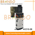 4V210-08 5/2 Way Pneumatic Air Solenoid Valve