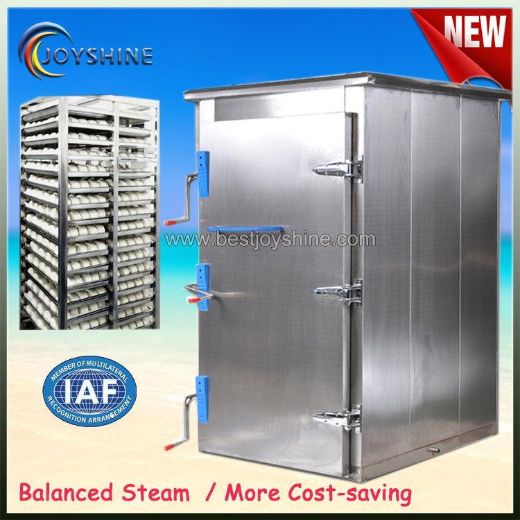 High Quality Stainless steel rice bun steam cabinet