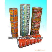 Теплоизоляция алюминиевая фольга Пластиковые пленки